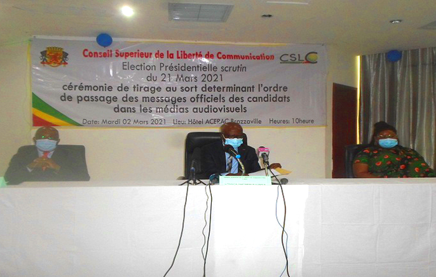 Congo-Brazzaville election: Media regulator calls for fair passage of candidates into the media, a few days before election campaigns