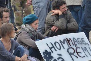 Mort de Rémi Fraisse à Sivens : pour le Défenseur des droits, le gendarme n'est pas fautif