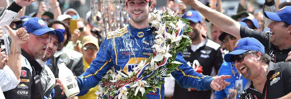 L'impact financier de la victoire d'Alexander Rossi à Indianapolis