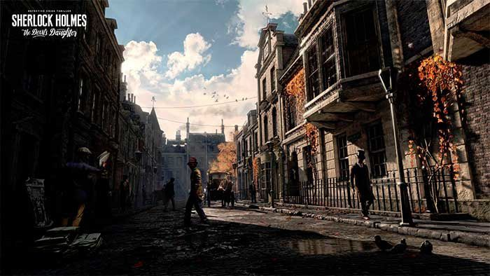 Jeux video: Gameplay Sherlock Holmes : The Devil's Daughter !