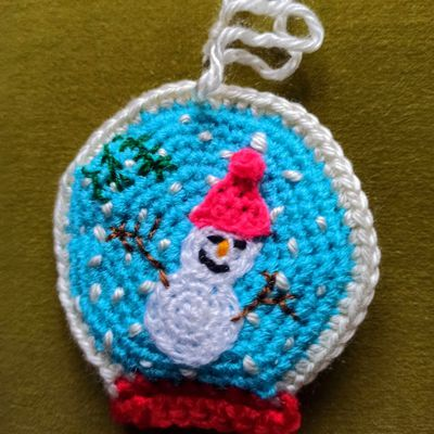 the serial crocheteuses & more n° 574 : la neige