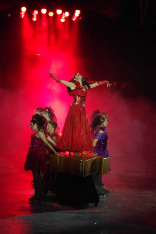 Dans le cadre de leur tournée dans de nombreuses villes françaises, pendant 3 jours, du 6 au 8 avril, Holiday on Ice était au Liberté de Rennes, pour présenter leur nouveau spectacle SPEED