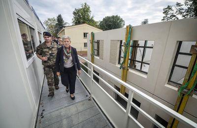 Pau : 150 logements en construction sur le site de l'Ecole des troupes aéroportées