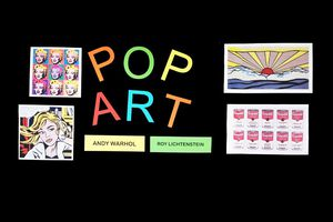 POP ART par les C.E.1 a