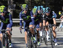 Cyclisme: Victoire de Quitana au Tour de Catalogne 2016