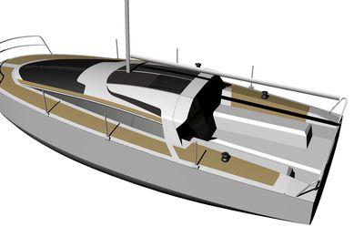 Rêvolution 24 – Le chantier rochelais Afep Marine sort un nouveau voilier de 24 pieds