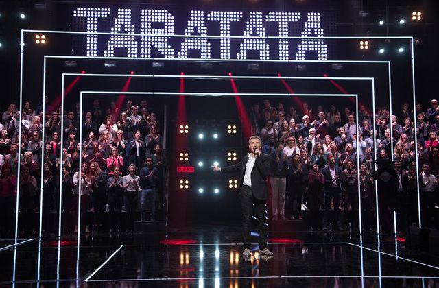 Taratata ce soir avec Trust, Saule, Mat Bastard, Véronique Sanson.