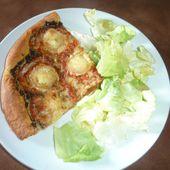 PATE A PIZZA (RECETTE) - Le blog de maïté-infos
