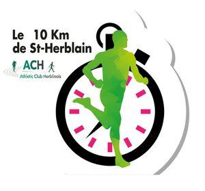 10km de St Herblain 2016 : c'est dans un mois !