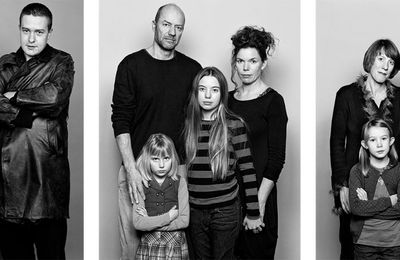 «As Time Goes By, 1982, 1988, 1997, 2014», photographie