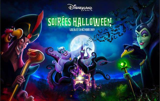 La soirée Halloween Disneyland Paris - Octobre 2019