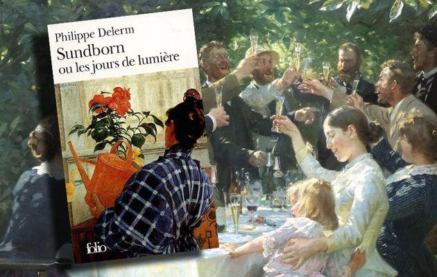 📚 PHILIPPE DELERM - SUNDBORN OU LES JOURS DE LUMIÈRE (1996)