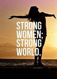 Survial is a Battle for Every  Woman