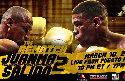 Orlando Salido vs Juan Manuel Lopez 2 - Full Fight Video.