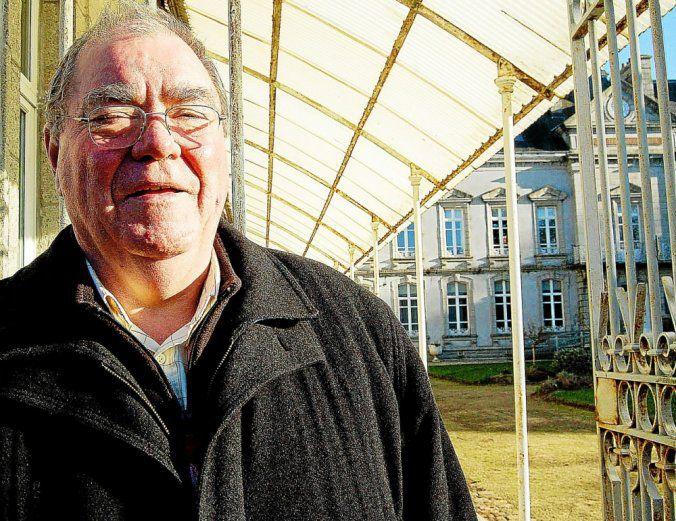 Alain David, en 2008, avait accordé un long entretien au Télégramme, au moment où il avait quitté la vie politique. (Archives Le Télégramme)