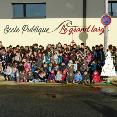 Le blog de l'école Le Grand Large