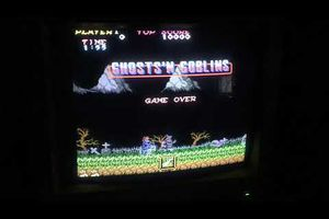 Ghosts'n Goblins - Capcom