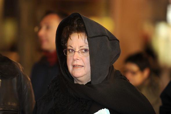 """Christine """"Darth Vader"""" Boutin : la bonne conscience de la droite sur le mariage pour tous, comme à l'époque du pacs."""