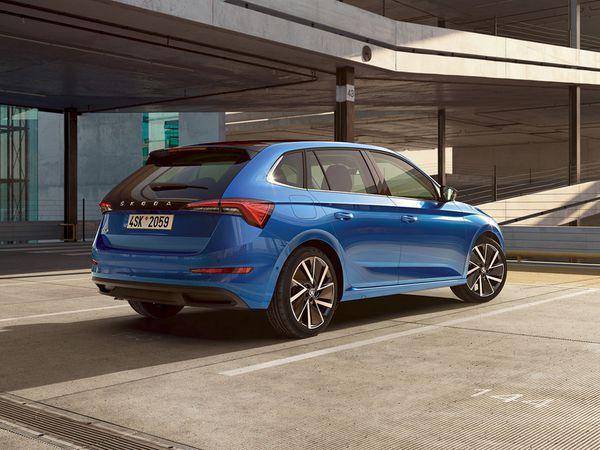 Automobile : Skoda Scala, la nouvelle compacte tchèque