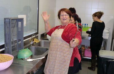 Bagnols : notre camarade Annette Hemmar vient de nous quitter