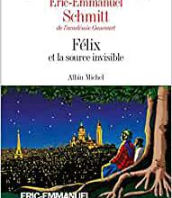 Félix et la source invisible / Eric-Emmanuel Schmitt