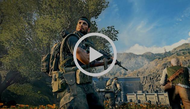 ACTUALITE : Le #trailer de #BLACKOUT, le mode #BattleRoyale de CALL OF DUTY BLACK OPS 4