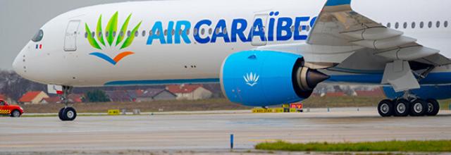 Air Caraïbes rapatrie aux Antilles plus de 200 étudiants bloqués au Canada