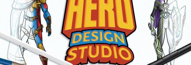 Hero Design Studio The Ultimate Superhero Drawing Tool