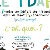Le TDAH (Trouble de l'attention avec ou sans hyperactivité)
