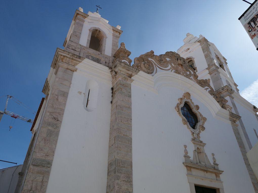 Visite de Lagos et environs, en Algarve.