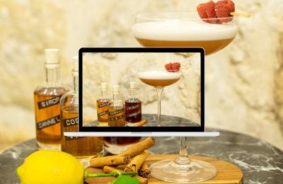 """Recette Cocktail """"spécial Saint-Valentin"""""""