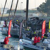 Vendée Globe : Arrivée du second Alex THOMSON aux Sables d'Olonne - La Gazette des Olonnes