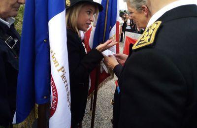 """Une délégation de l'association """"Générations Harkis"""", s'est rendue à la cérémonie du 19 octobre à Rivesaltes (66)."""