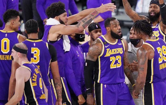 LeBron James et les Lakers éliminent Denver et se qualifient pour les Finales NBA