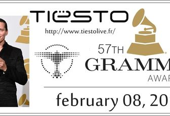 """Congratulation: Tiësto won a Grammy with the remix """"All of Me""""- photos"""
