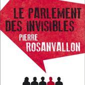 """Les évitements visibles du """" Parlement des invisibles """""""
