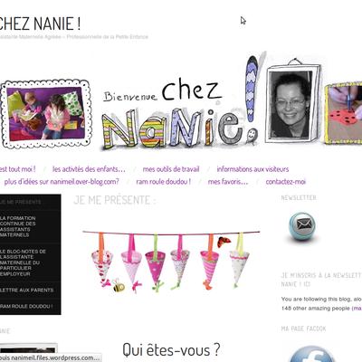 Chez Nanie !
