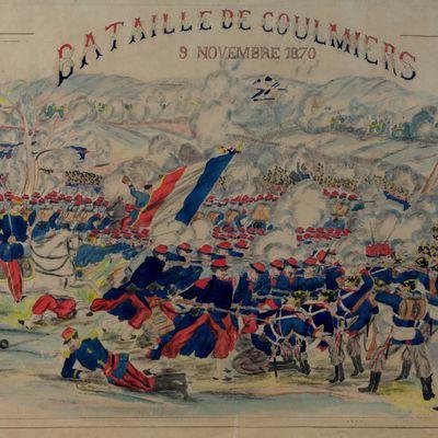 Guerre de 1870 morts du Val de Sarthe : Louis Blanchard