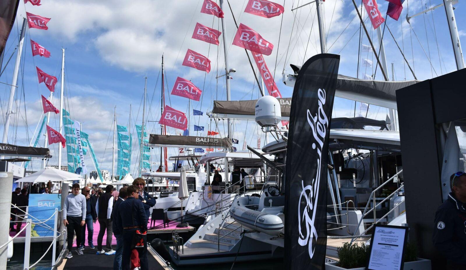 The International Multihull Boat Show in La Grande Motte cancelled