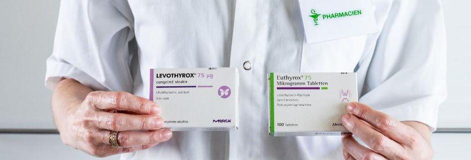 Levothyrox : l'ancienne formule sera finalement disponible jusqu'à fin 2021