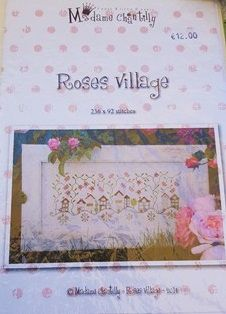 Roses village - Modèle de Mme Chantilly - 2
