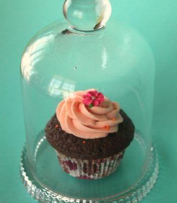 Cupcakes chocolat - crème de marron