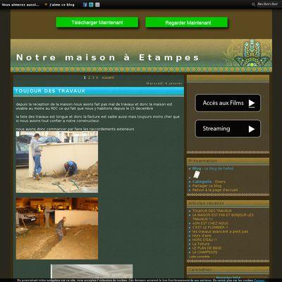 Le blog de hafed