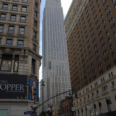 New York : l'Empire State Building