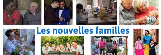 """Soirée spéciale documentaire """"Les nouvelles familles"""" sur France 3"""