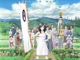 Samā Wōzu (Summer Wars) de Mamoru Hosoda