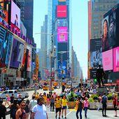Times Square à New York - NewYorkCity.fr