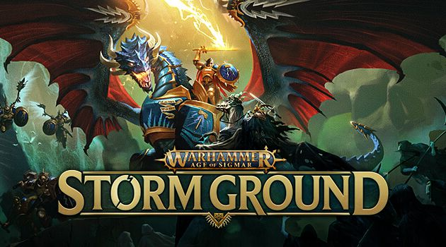 [ACTUALITE] Warhammer Age of Sigmar: Storm Ground - Le Gameplay Overview trailer