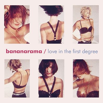 BANANARAMA - LOVE IN THE FIRST DEGREE - MAXI VINILO - 1987