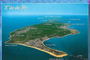 Petit tour sur l'Ile de Ré...